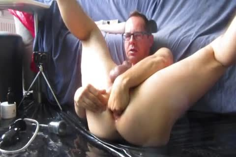 shove It All In, massive ass dildos Up My wazoo.