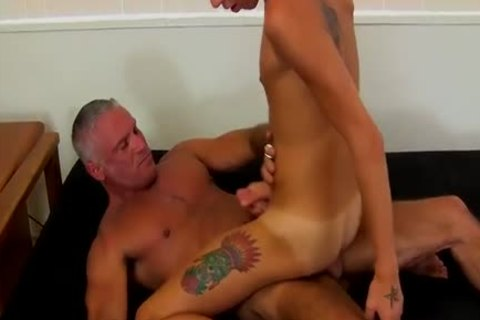 older Hunk plows twinks sexy arsehole
