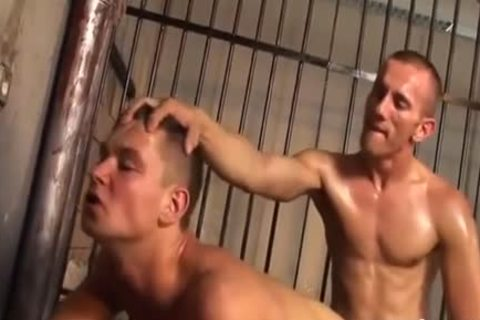 wild raw bang In The Prison