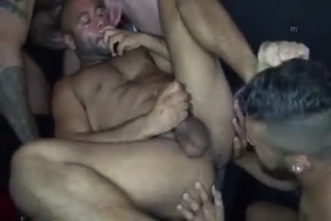 LEO FORTE gangbanged LATIN darksome