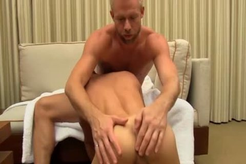 Andy Taylor acquires A gigantic dong In His taut arsehole
