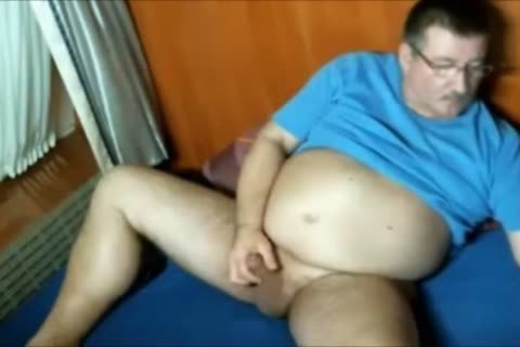 Daddy Bear discharge his cum