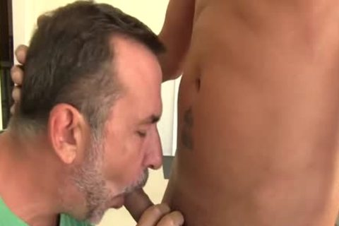 Latinos vidal and tito nailing bareback