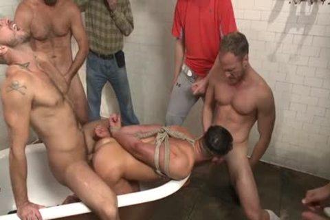 naughty Son bound And Facial