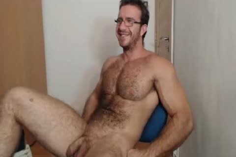 [web camera] Bigdudex A naughty bushy Daddy Shows wazoo And