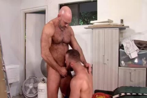 dril hole slammed Hung Bear HD Smut Taped - SpankBang