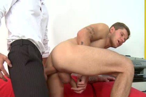 large penis Daddy Flip Flop And Facial