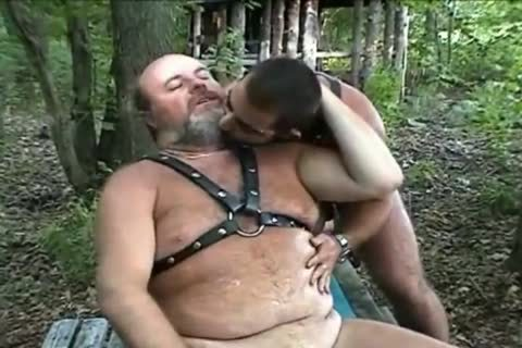 large BEAR receive drilled