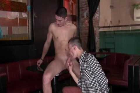 throbbing 10-Pounder Daddy pooper sex And Facial