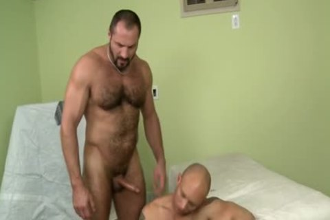 nasty gay anal rimming And sex cream flow