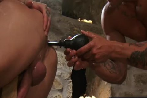 Tattoo gay butthole sex And Facial