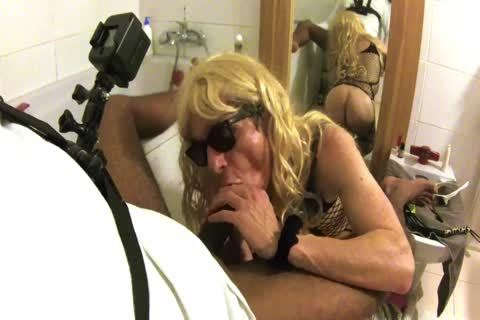 Sissy Mya drink engulf Jack One Hour Since A long Time