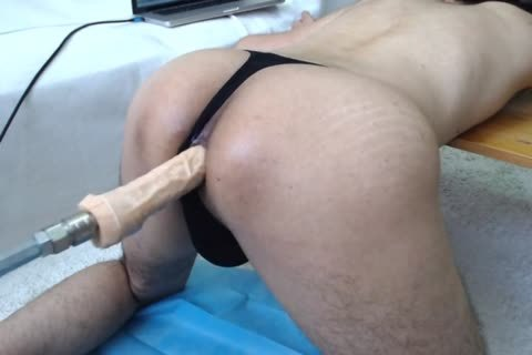 Sex Machine And My cum To My wazoo