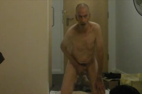 naked, hairless & Masturbated