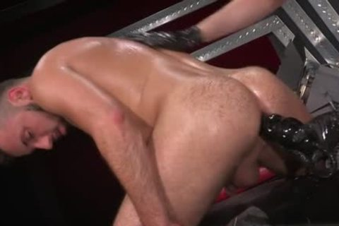 sexy homosexual Fetish And cumshot