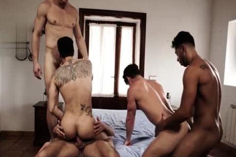Sleazy homo submission and cumshot