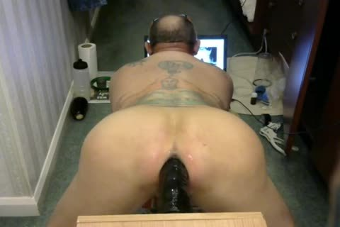 man Pussie Play thick long dildo,Egg Plant Some Vacuum Pumping
