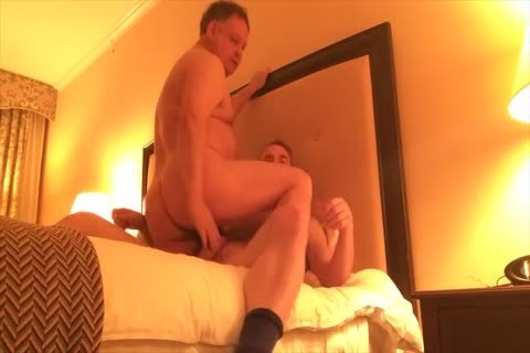 Dilf nails old daddy