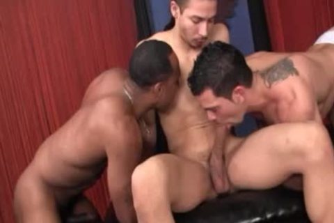 slutty LATIN CRISTOBAL receives His ass Tagged By Rico And Samson dark