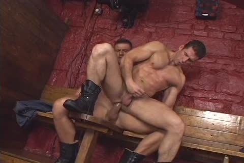 Uncut dick Sex Club Scene 5