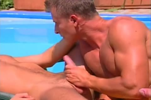 Water cock two Swim Team - Scene two