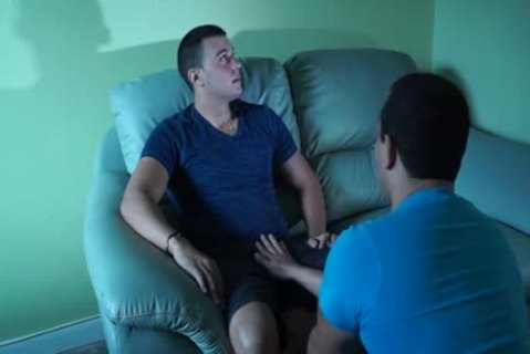 Latino twnks pumping and engulfing