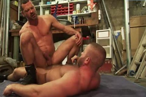 Fellow finder hunter marx and will swagger banging hole