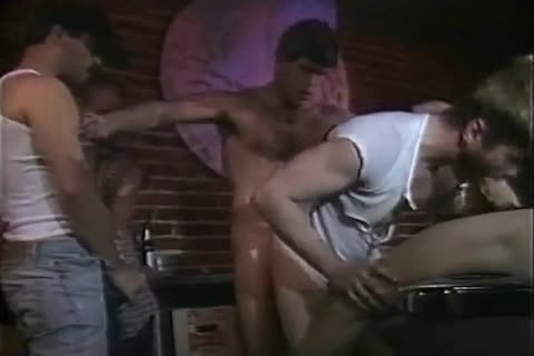 Hung And bushy - Scene 5