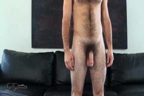 HD GayCastings - Josh bushy arsehole Is pounded By The Casting Agent