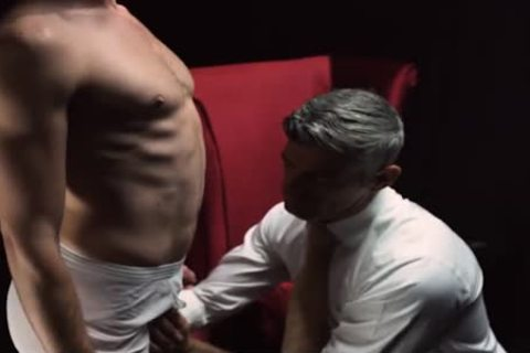 Mormonboyz - filthy older dude Opens Up Mormon boys Bubble butthole