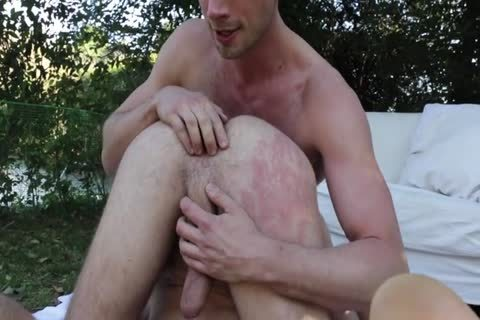 10a Two yummy boyz bareback And fake penis Each Others' Holes