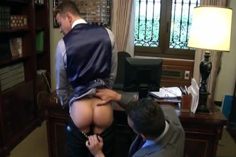 Muscle gay ass sex With cock juice flow
