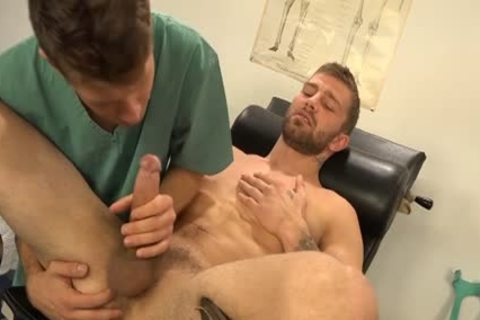 Muscle homosexual Dp With ejaculation