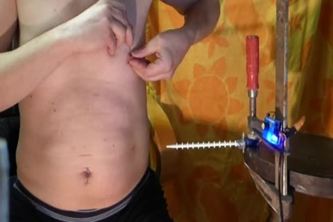 banging Turn Notched rod Machine Urethra sperm Camera 1