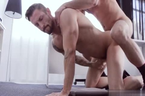 Muscle homosexual anal sex And Facial