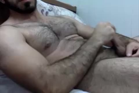 Iraqi sleazy Muscle best Face Cumshoot Ever