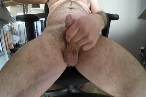 dilettante bushy Uncut Foreskin Masturbation ball batter flow (GoPro)