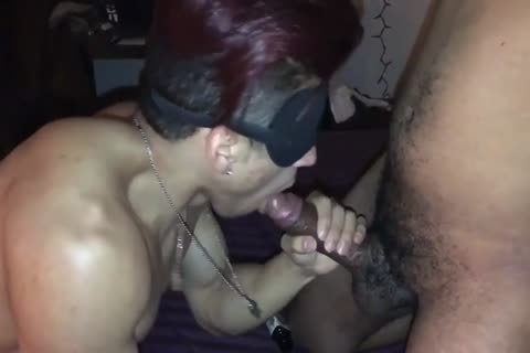 bare bunch sex Blindfolded