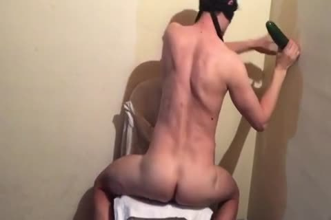 twink slamming By A large sex tool. bizarre Painfully Prostate large O