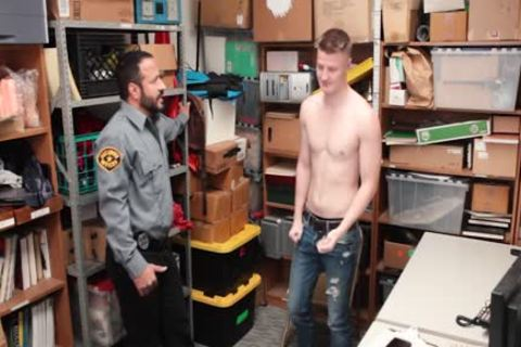 Tall blonde Straight boy Barebacked By daddy lascivious Security