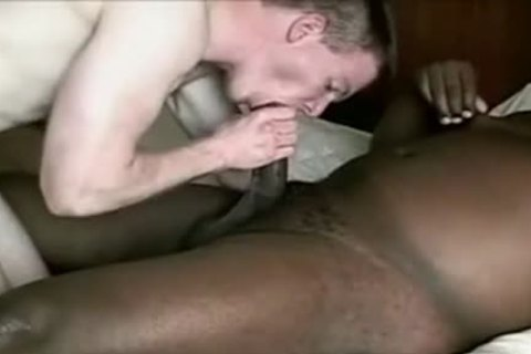 White boy acquires drilled By chubby dark