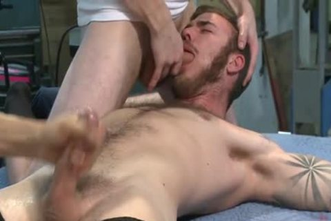Muscle homosexual Foot Fetish And cream flow