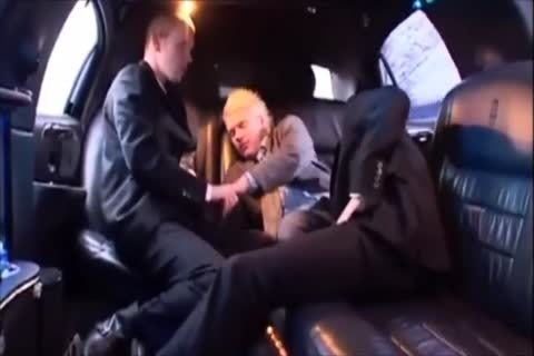 What Happens In The Limo, Stays In The Limo