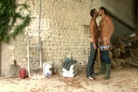 Two gays In The Farm)