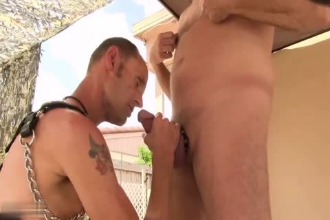 Daddies unprotected Sling Sex Party
