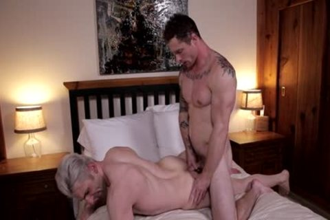 Muscle homo raw With anal ejaculation