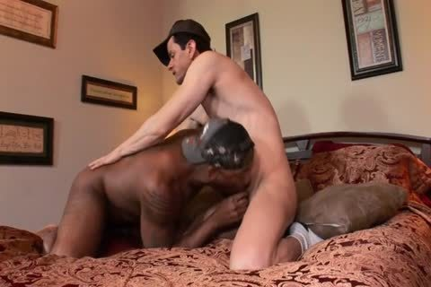 Darksome Thug fucked By BWC