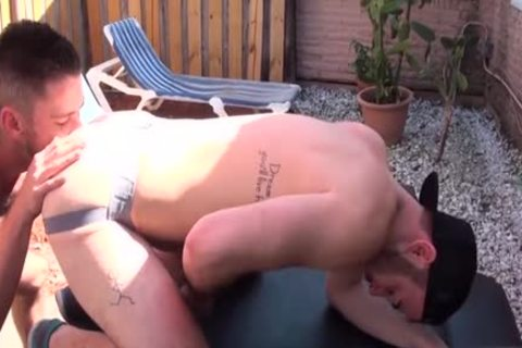 Twink overcome by big dick