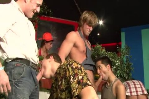 nasty homosexual Fetish And cumshot