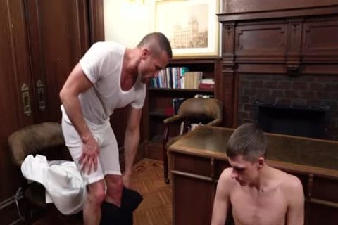 MormonBoyz - juicy Daddy acquires Serviced By A young Missionary